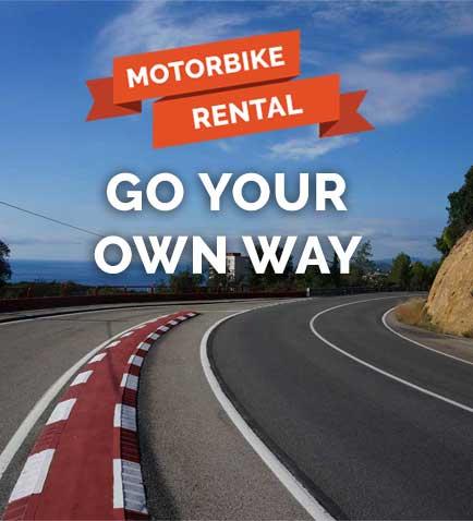 Motorcycle Tours in Spain - Motorbike Rental
